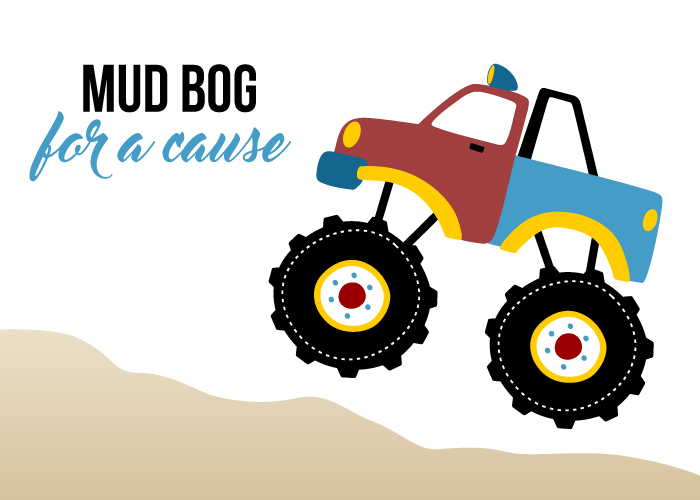 Mud Bog for a Cause